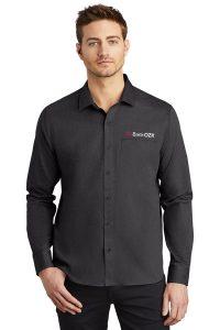 Vilonia Apparel & T-Shirt Printing Bank OZK Dress Shirt custom embroidered shirt client 200x300