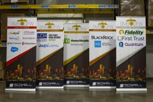 Beebe Direct Mail Marketing Services Retractable Banners client 300x200
