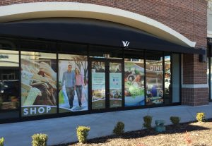 Sherwood Large Format Printing window graphics client 300x207